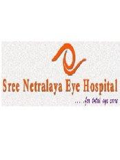 Sree Netralaya Eye Hospital and Laser Centre - No. 11-9-1, Vimal Complex, Dilsukhnagar, Hyderabad, 500035,  0
