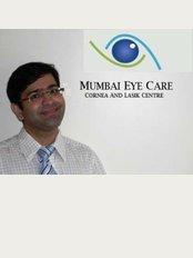 Mumbai Eye Care, Cornea and LASIK Centre - Mumbai Eye Care, Cornea and LASIK Centre, 101 102 Sai Vaibhav chs  Near Vikrant Circle  Ghatkopar east MUMBAI, Ghatkopar East, Mumbai, Maharashtra, 400077,