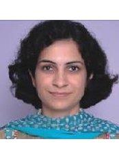 Dr Prajakta Deshpande -  at Shree Ramkrishna Netralaya