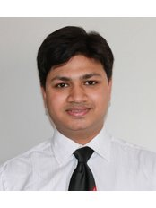Sachin Gupta, Ocularist - Consultant at Art Eyes a custom made artificial eye centre