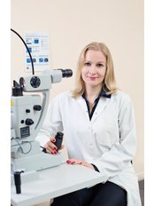 Dr Gunta Blezura-Udre - Surgeon at The Latvian American Eye Center
