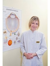 Dr Ilze Sveiduka - Surgeon at The Latvian American Eye Center