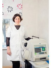 Dr Ingrida Sargune - Doctor at The Latvian American Eye Center