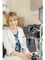 Dr Iveta Mezatuca - Surgeon at The Latvian American Eye Center