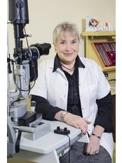Dr Mara Briede - Surgeon at The Latvian American Eye Center