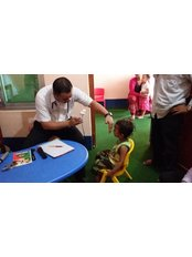 Paediatric eye camp - Consultant at Lumbini Eye Care, Optical and Contact lens Clinic