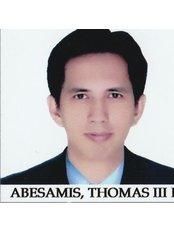 Dr Thomas Abesamis III - Doctor at Abesamis Eye