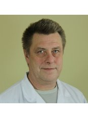 Dr Sergei Tsvetkov - Chief Executive at Moscow Eye Clinic