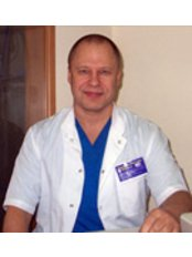 Dr Mikhail Gulyaev -  at OKOMED Eye Clinic
