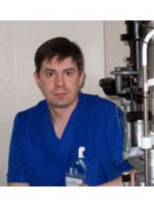 Vladimir Neyasov - Ophthalmologist at OKOMED Eye Clinic