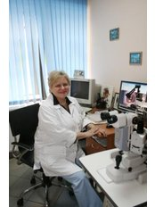 Dr Nadezhda Korshunova - OKOMED Eye Clinic