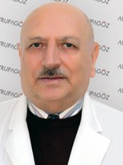 Dr Tansel Atgin - Doctor at Avrupa Goz Group
