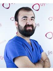 Господин Mesut Çeter - Эмбриолог в Gynolife IVF Center