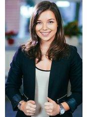 Frau Martina Jaksikova - Internationale Patientenkoordinatorin - GYNEM Klinik für assistierte Reproduktion