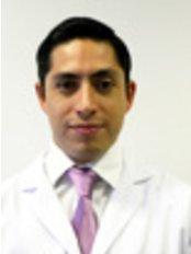 Edgar Mauricio González -  at Cefam RD