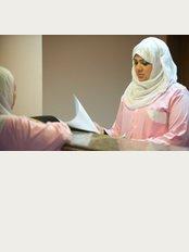 Queens Hospital - 4 Sheikh Nour Eldin,  off Thawra St.,  Heliopolis, Cairo,