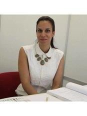 Miss Katerina Exakoustidou - International Patient Coordinator at Vitabroad