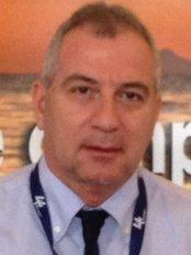 Dr. Ioannis Giakoumakis - Geschäftsführer - Mediterranean Fertility Center Kreta