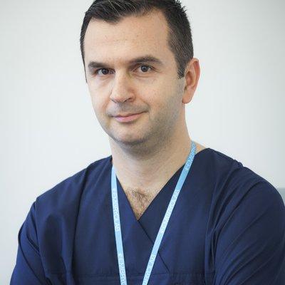 Dr Nikos Christoforidis