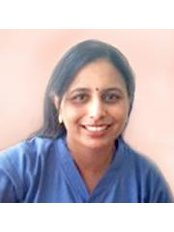 Dr Rashmi Yogish - Doctor at Nova IVI Fertility - Koramangala, Bengaluru