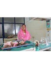 Dr nadiya manzoor - Doctor at SHIFA TEST TUBE BABY HOSPITAL