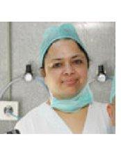 Mrs Alka Gupta - Embryologist at Delhi IVF and Fertility Research Centre