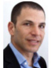 Mr Yochai Zeid -  at Cryobank Israel - In Tel Aviv area ( center)