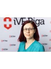 Ms Dace Enkure - Doctor at IVF Riga