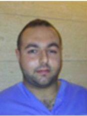 Mr Elias Saliba - Embryologist at IVF Lebanon, Dr. Ziad Massaad - Hazmieh