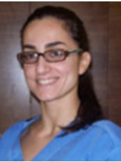 Miss Rita Assaf - Embryologist at IVF Lebanon, Dr. Ziad Massaad - Hazmieh