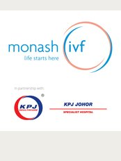Monash IVF KPJ - 7th Floor, Johor Specialist Hospital, 39-B, Jln Abdul Samad, Johor Bahru, 80100,