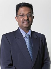 Dr Mohan Raj -  at Metro IVF-Klang Headquarters