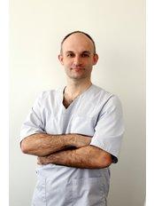 Dr Wojciech Sierka - Embryologist at Gyncentrum - Fertility Clinic