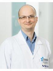 Prof Krzysztof Lukaszuk - Doctor at Invicta Fertility Clinic - Warsaw