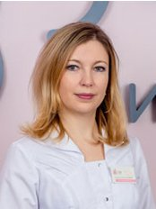 Dr Elena Safronova - Doctor at The clinic