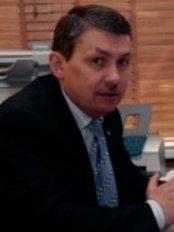 Mr Kuz'michev Leonid -  at IVF Center - Vladimir