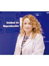 Frau Mª del Mar  García - Internationale Patientenkoordinatorin - UR Vistahermosa (Unidad de Reproducción)