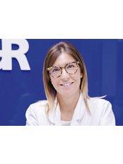 Angela Mura - Internationale Patientenkoordinatorin - UR Vistahermosa (Unidad de Reproducción)