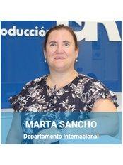 Frau Marta Sancho - Internationale Patientenkoordinatorin - UR Vistahermosa (Unidad de Reproducción)