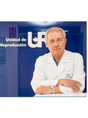 Dr. Manuel  Lloret Ferrandiz - Arzt - UR Vistahermosa (Unidad de Reproducción)