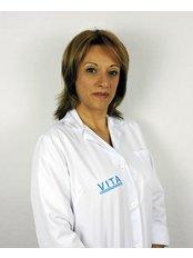 Dr María Ángeles Carracedo Caballero - Embryologist at VITA Fertility (IMED Elche)