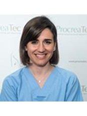 Ms Nagore Uriarte - Embryologist at ProcreaTec, Centro de Fertilidad y Genética