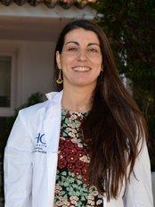 Prof María Hernández Herrador - Embryologist at HC Marbella