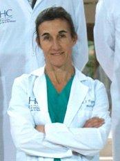 Prof María José Figueroa - Embryologist at HC Marbella