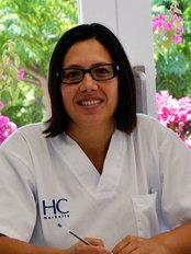 Miss Andrea Valverde Mera -  at HC Marbella