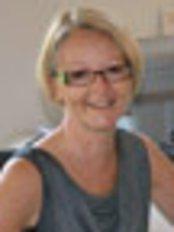Ms Barbara Frutiger - Receptionist at Dr. Med Elisabeth Berger-Menz