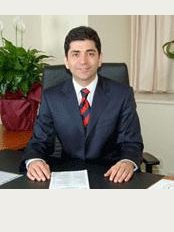 Dr. Meric Karacan - Jinemed private Fulya Hospital, Nüzhetiye Cad. Deryadil Sk. No. 1, Beşiktaş, 34357,