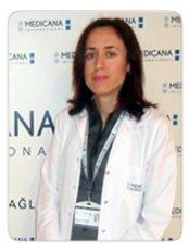 Frau Op. Dr. Eylem  Piacentini - Ärztin - Medicana International IVF-Zentrum