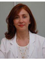 Dr Figen Atesalp -  at Jinepol IVF Clinic Istanbul / Turkey