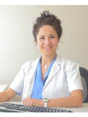 Ulku Coskunoglu Abadan -  at Jinepol IVF Clinic Istanbul / Turkey